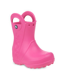 Crocs Handle It Rain Boots Pink