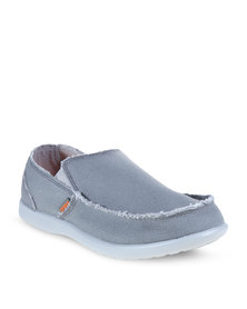 Crocs Santa Cruz Loafers Grey