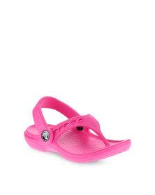 Crocs Baya Kids Flip-Flops Pink