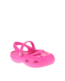 Crocs Shayna Sandals Pink