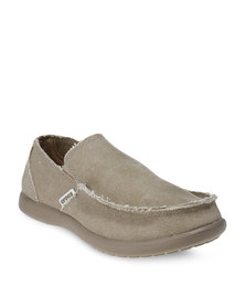 Crocs Santa Cruz Loafers Beige