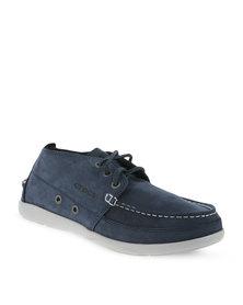 Crocs Walu Chukka Boots Blue