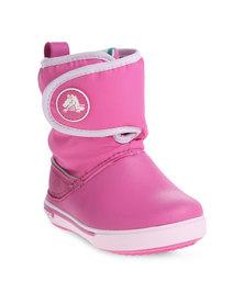 Crocs Crocband 11.5 Gust Boots Pink