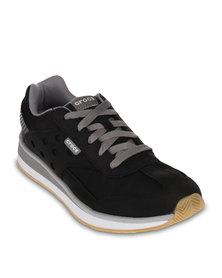 Crocs Retro Sneakers Black