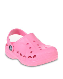 Crocs Kids' Baya Clogs Pink