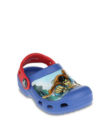 Crocs Creative Superman Clogs Blue