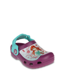 Crocs Creative Ariel Unlined Clogs Purple