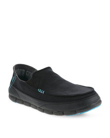 Crocs Stretch Sole Loafer Black
