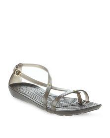 Crocs Really Sexy Sandal Taupe
