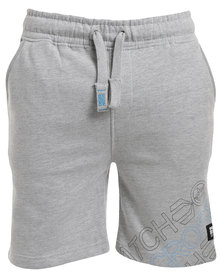 Crosshatch Faithless Jog CH Short Grey