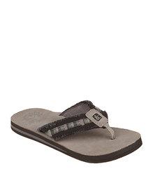 Cushe Casual Sandals Wacky Black