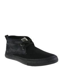 Cutty Hawkins Sneakers Black