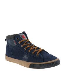 Cutty Viper Sneakers Navy