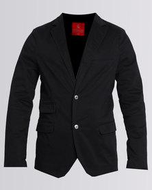 Cutty Cash Jacket Black