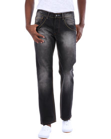 Cutty Sark Csull Denim Jeans Black