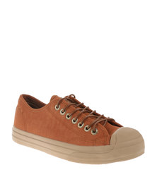 Cutty Morris Sneakers Tan