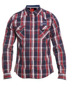 Cutty Check Shirt Multi