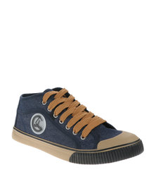 Cutty Pepe Sneakers Blue