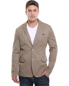 Cutty Sinclair Fashion Jacket Taupe