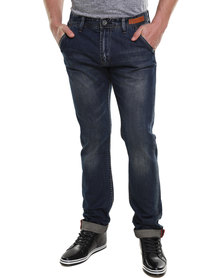 Cutty Pearson Anti Fit Denim Jeans Blue