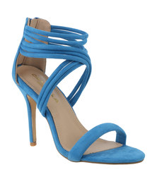 Daniella Michelle Exclusive Nina High Heel Blue