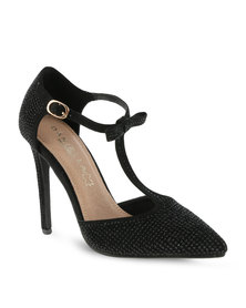 Daniella Michelle Neri High Heels Black
