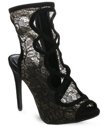 Daniella Michelle Kaia High Heels Black