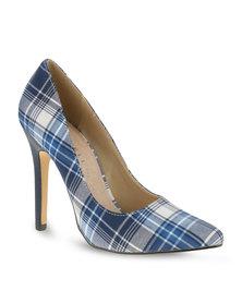 Daniella Michelle Celli Heels Blue