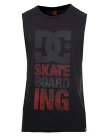 DC Tower Tank Black