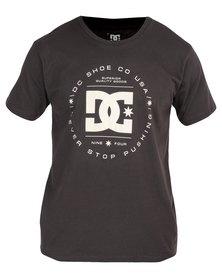 DC Rebuilt Shortsleeve T-Shirt Black