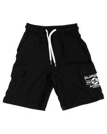 DC Tods Slam Shorts Black
