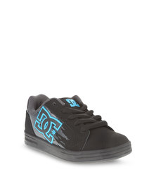 DC Serial Graffik Sneakers Black
