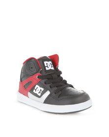 DC Rebound UL Sneakers Black