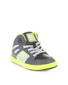 DC Rebound UL Sneakers Grey