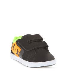 DC Net V UL Sneakers Black