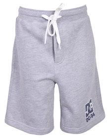 DC Harvey Boys Shorts Grey
