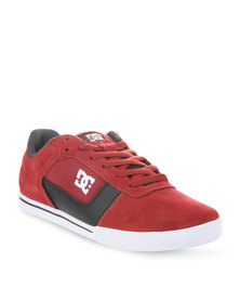 DC Cole Pro Sneakers Burgundy