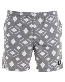 DC Cercius Shorts Grey