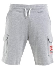 DC Slam Shorts Grey