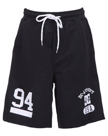 DC Camp Shorts Black