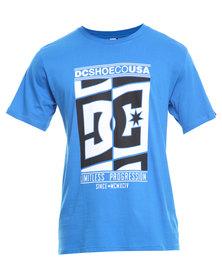 DC Crossing T-Shirt Blue