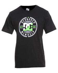 DC Quality Goods T-Shirt Black
