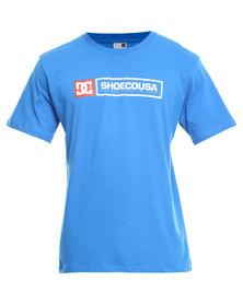 DC Relic T-Shirt Blue