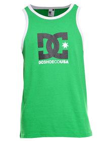 DC Earl Tank Top Green
