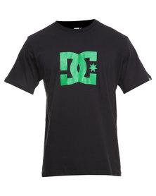 DC Star Standard T-Shirt Black
