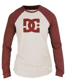 DC Star Standard Raglan Shirt
