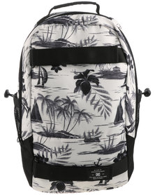 DC Grind Backpack White