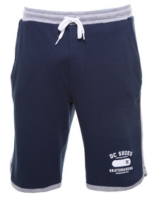 DC Drive By Shorts Navy