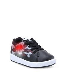 DC Light-Up Phos Sneakers Black