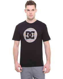 DC Urban Plys T-shirt Black